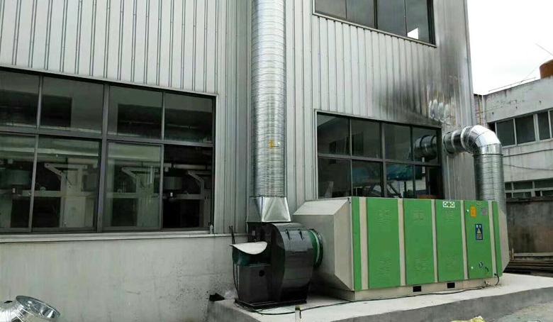 淼森环保教你选择工业废气除臭设备