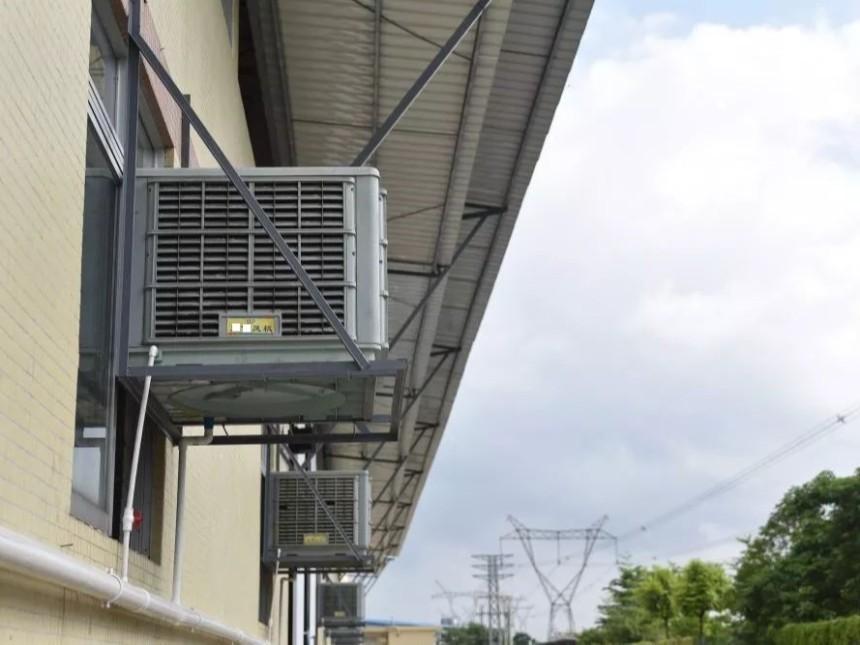 工业冷风机:工业冷风机降温通风效果好得超乎想象?