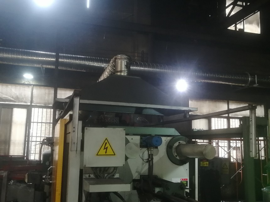 什么是压铸工艺?其产生废气如何处理才能达标?