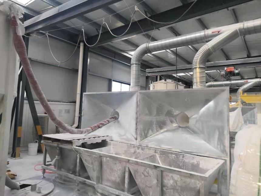 食品厂粉尘处理常用的收集方式,你见过几种呢?