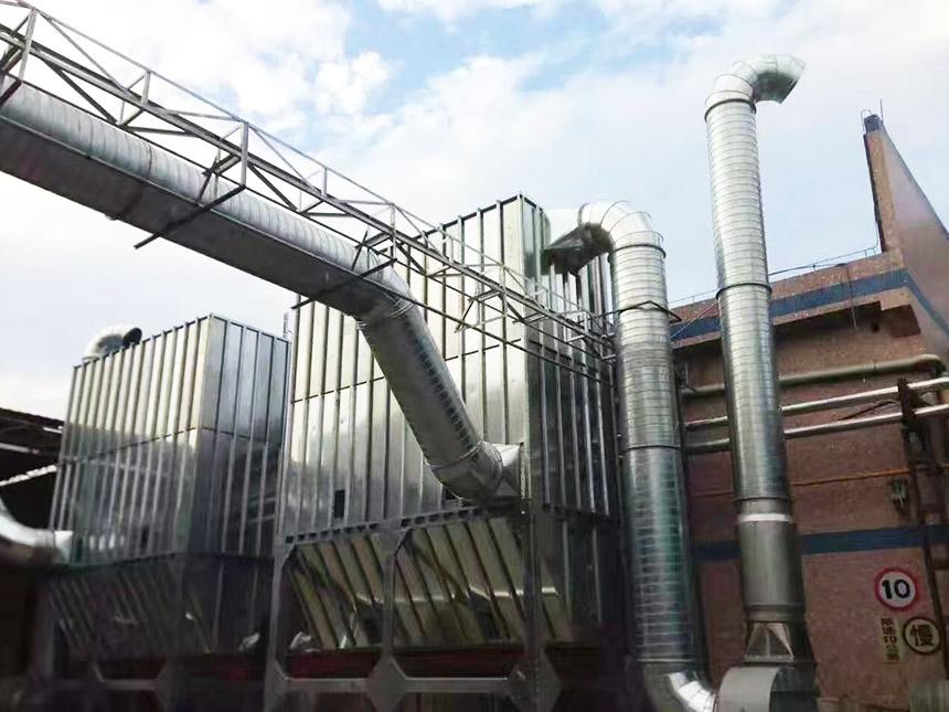 净化废气处理解决方案