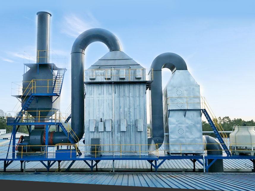 浅谈VOCs有机废气处理解决方案