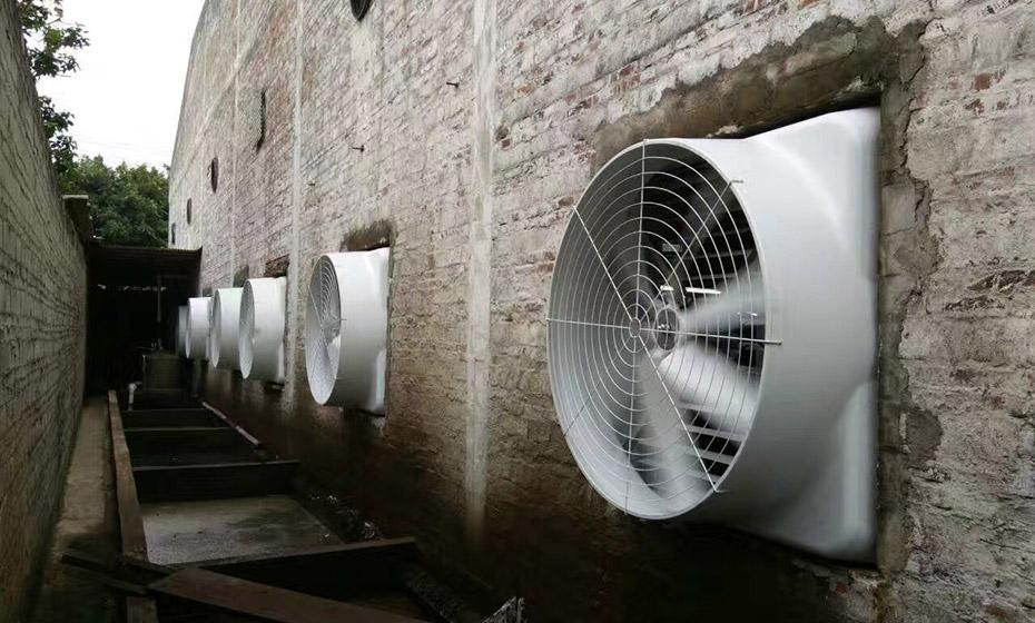家具厂通风处理工程解决方案