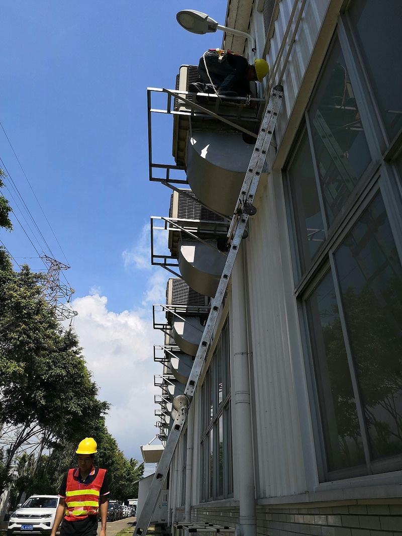 环保空调(冷风机)降温工程