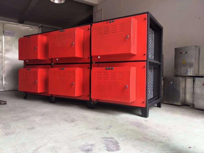 针对静电式工业油烟油雾净化器的治理流程及处理设备简介 - 佛山淼森环保为您解答