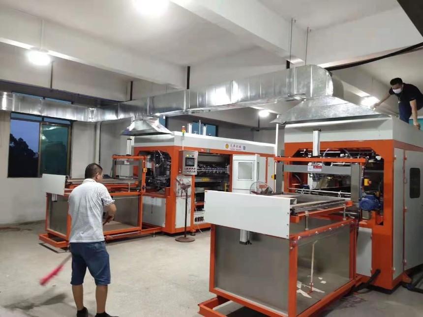 某工业印刷厂有机废气治理工程案例分析