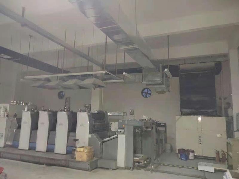 印刷车间废气治理工程